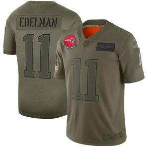 Men's New England Patriots Julian Edelman Jersey